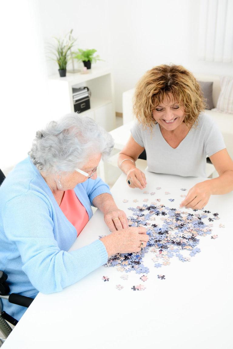 jak zorganizować czas osobie starszej