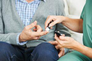Cukrzyca u osoby starszej