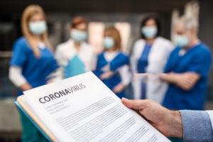 Informacje na temat koronawirusa dla opiekunów osób starszych w Niemczech
