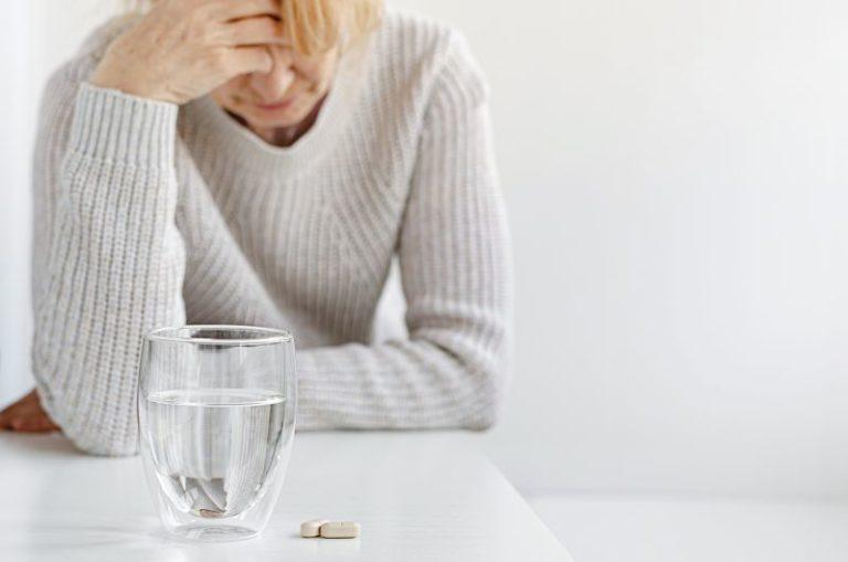 Stres i gniew u seniora - jak rozładowywać napięcia
