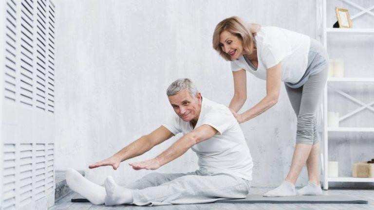 Ćwiczenia dla chorych na Alzheimera