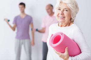 Ruch to zdrowie. Jak ćwiczyć z seniorem?